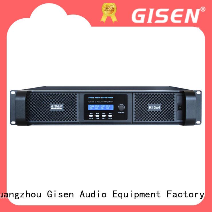 class d amplifier digital for meeting Gisen
