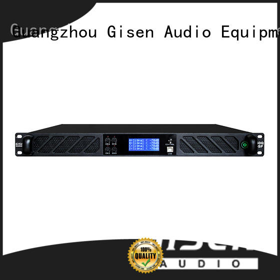 Gisen digital homemade audio amplifier supplier for various occations