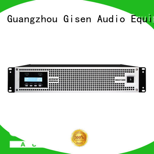 Gisen competitive price audio system amplifier terrific value for entertaining club