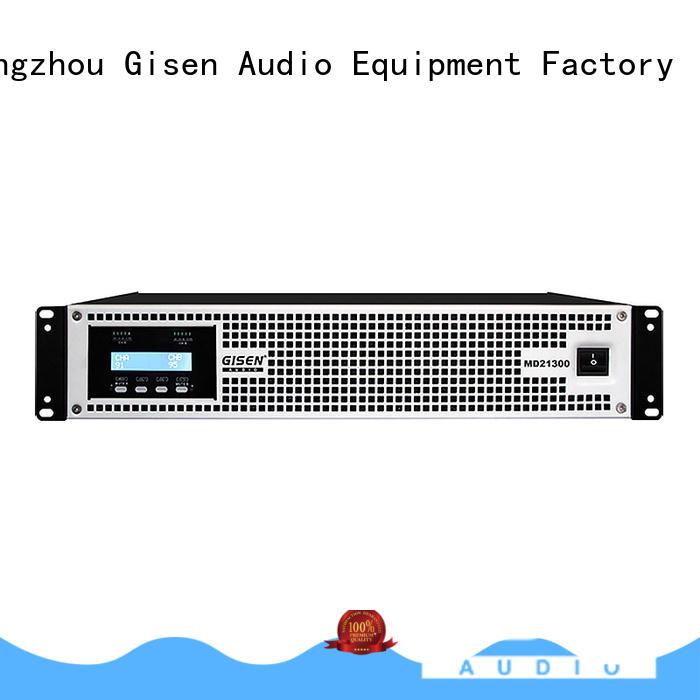 competitive price best audio amplifier amplifier overseas market for ktv