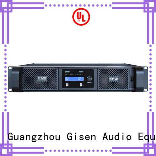 guangzhou digital audio amplifier professional supplier for ktv