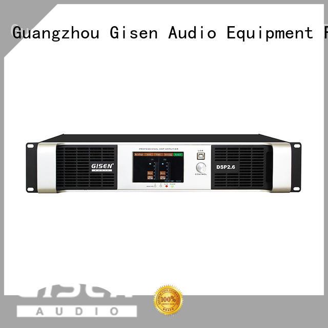 Gisen multiple functions digital pa amplifier german for performance