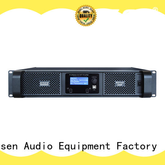 high quality best power amplifier in the world 1u supplier for stage