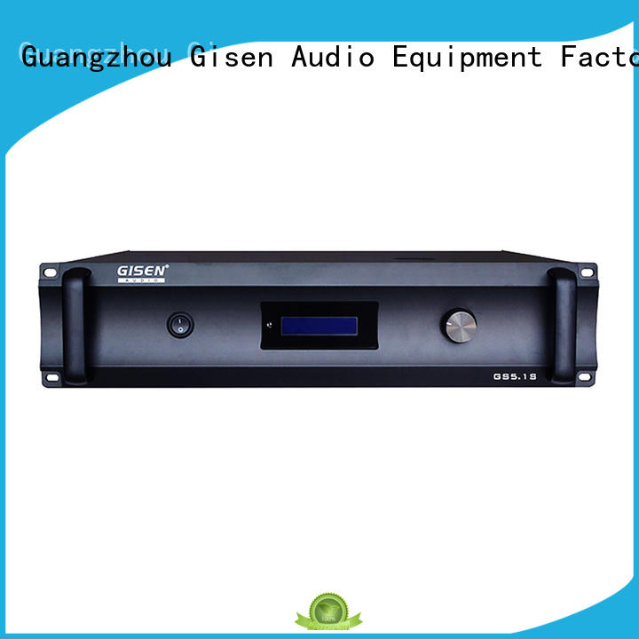 oem odm home stereo amplifier theatre supplier for private club