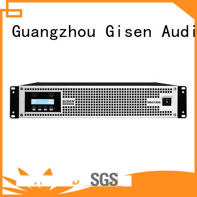 Gisen competitive price pa system amplifier sale price for conference