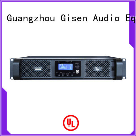 high quality best power amplifier in the world 2100wx2 manufacturer for stage