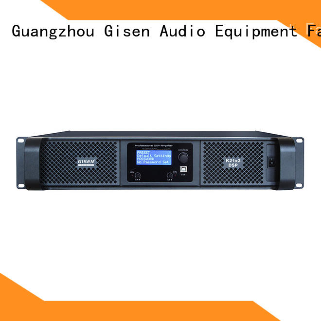 Gisen touch screen studio amplifier wholesale for various occations