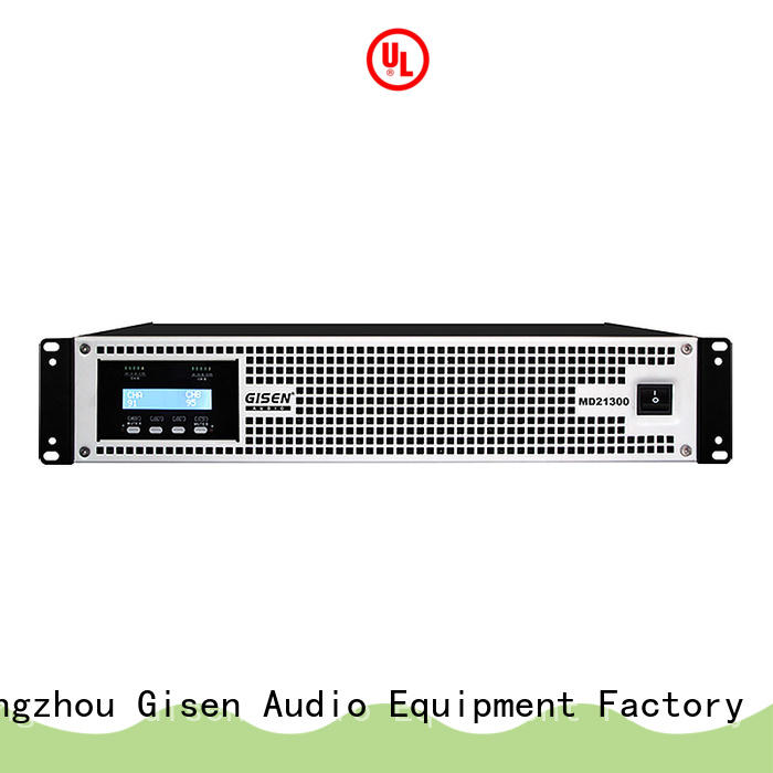 Gisen transformer high end amplifiers crazy price for stadium