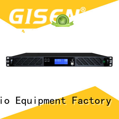 german best power amplifier in the world power for venue Gisen