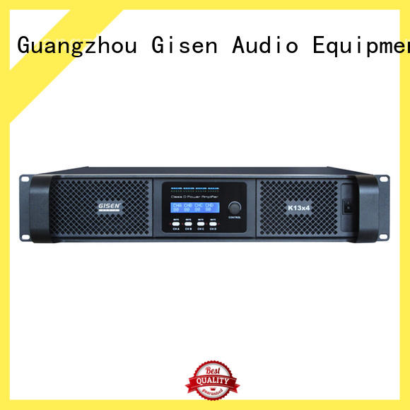 Gisen 8ohm class d power amplifier more buying choices for stadium