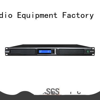 Gisen 2channel 4 channel amplifier pro audio series for venue