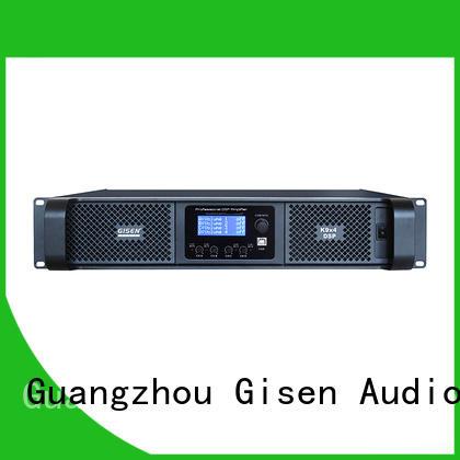 multiple functions dj power amplifier power supplier for venue