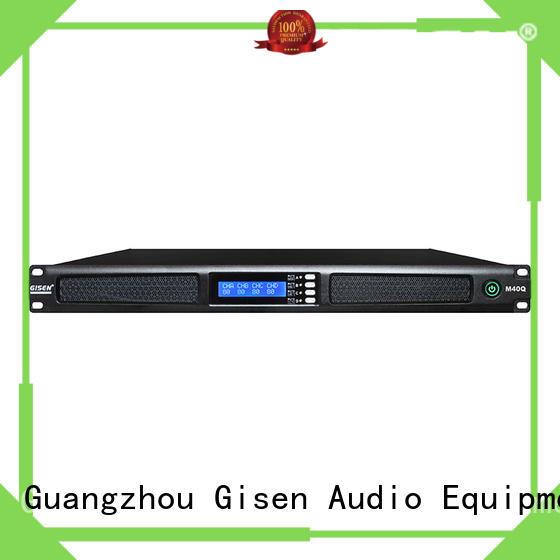 new model 1u digital power amplifier manufacturer for performance