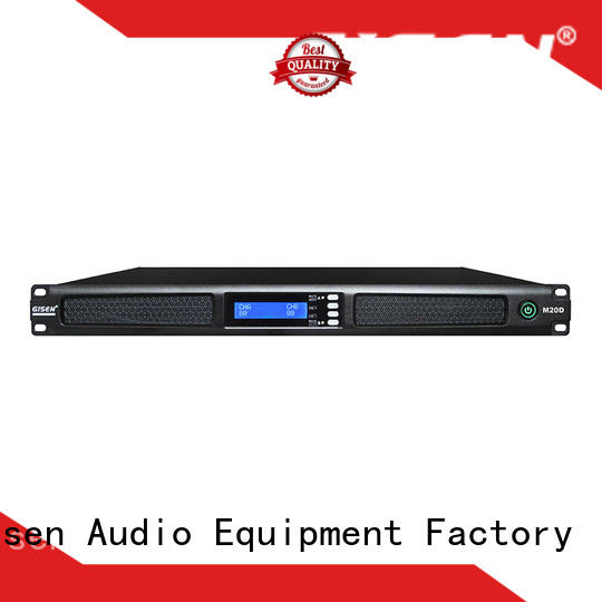 new model professional amplifier 4 channel series for entertainment club