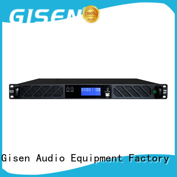 Gisen digital homemade audio amplifier factory for various occations