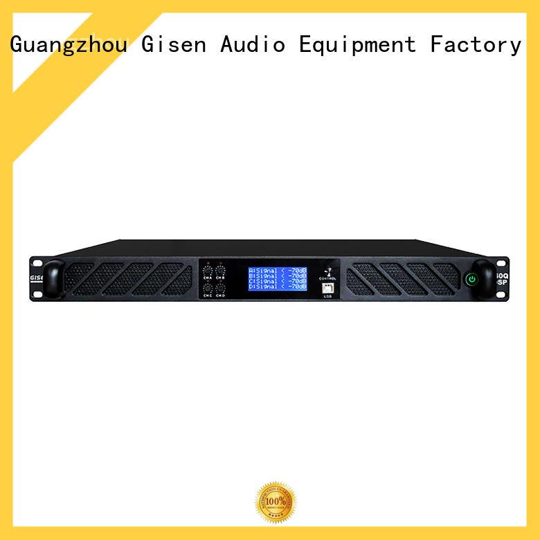 2100wx2 good cheap amplifier factory Gisen