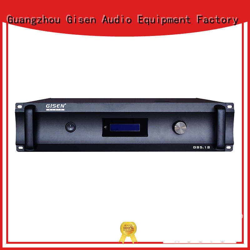 Gisen durable best home stereo amplifier home for indoor place