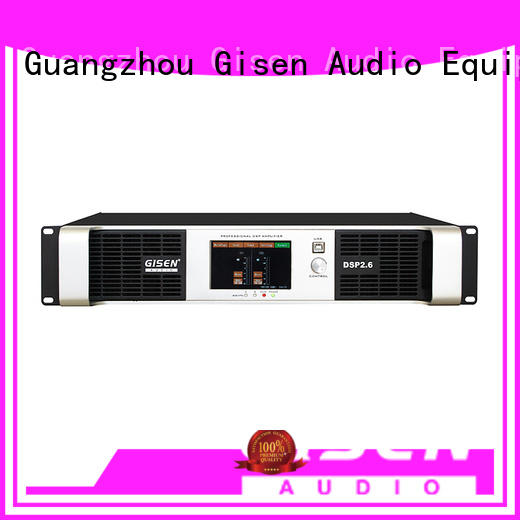1u best power amplifier in the world factory for venue Gisen