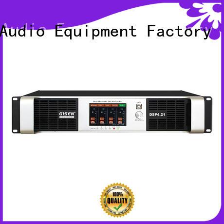 2 channel studio amplifier 8ohm Gisen