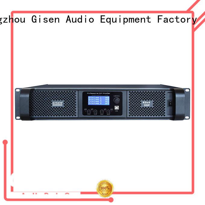 Gisen 1u amplifier power factory