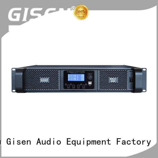 Gisen multiple functions direct digital amplifier wholesale for performance
