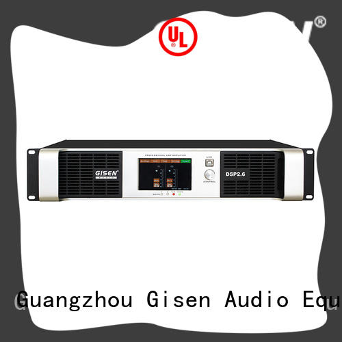 Gisen dsp dsp amplifier wholesale for performance