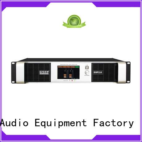 german car audio dsp amplifier manufacturer for performance Gisen