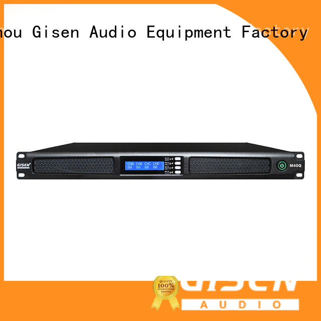 new model digital power amplifier 1u series for venue