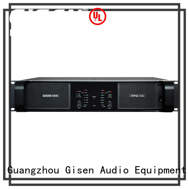 Gisen unrivalled quality power amplifier class td source now for performance