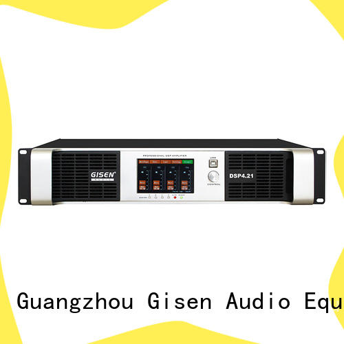 professional desktop audio amplifier touch screen factory for performance