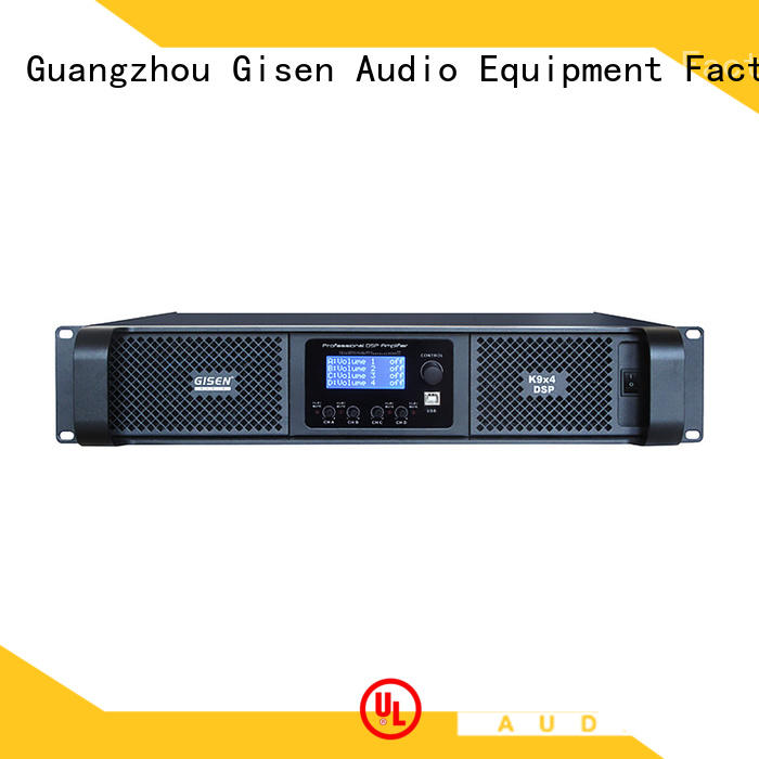 Gisen professional direct digital amplifier wholesale for various occations