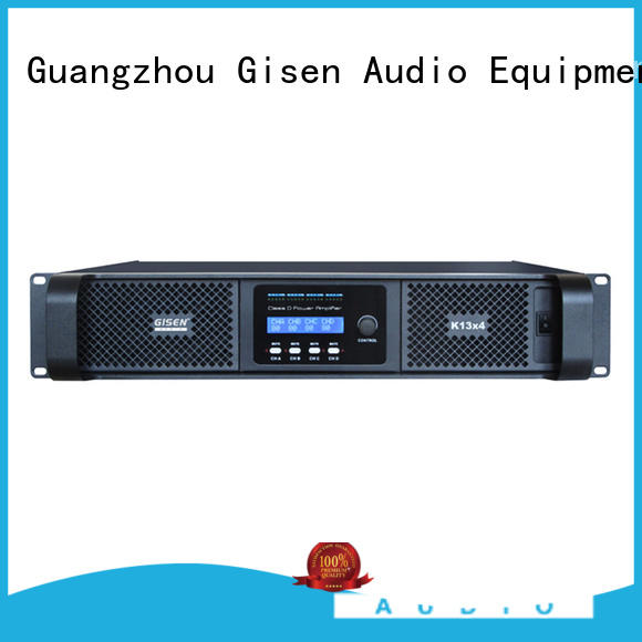 high efficiency digital audio amplifier amplifier supplier for stadium