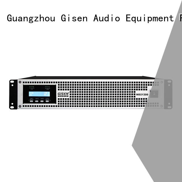 Gisen strict inspection stereo amp crazy price for entertaining club