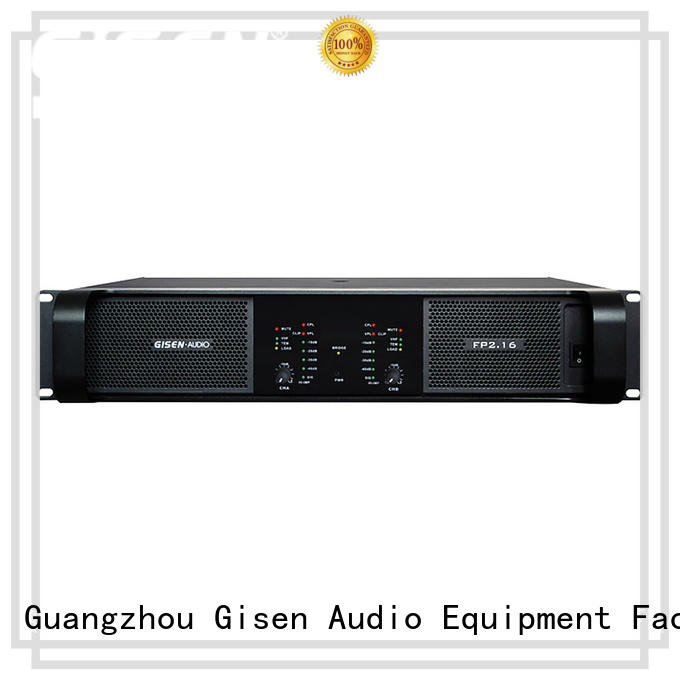 Gisen unrivalled quality home audio amplifier power for performance
