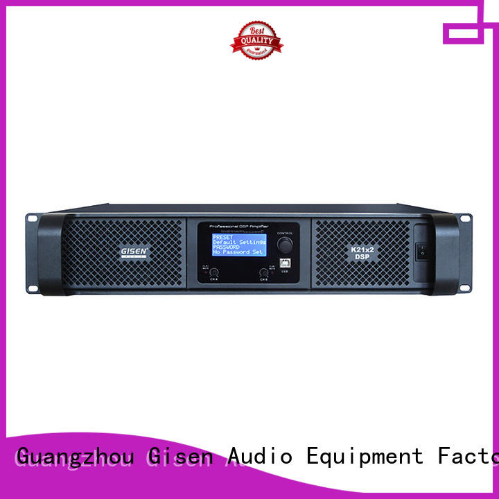 Gisen high quality studio amplifier wholesale for various occations