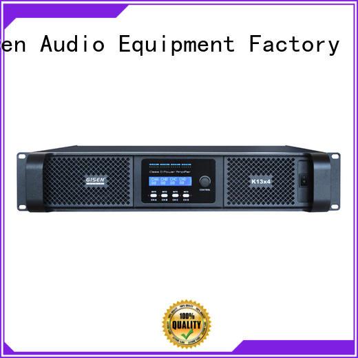advanced class d amplifier power manufacturer for stadium