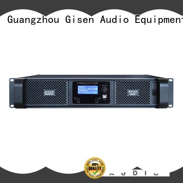 High power amplifier dj stereo amplifier 2100WX2@ 8ohm