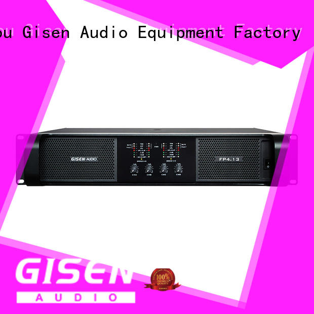 popular stereo amplifier one-stop service supplier for vocal concert