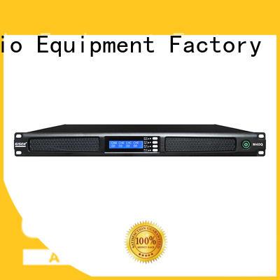 Gisen new model digital stereo amplifier class for entertainment club