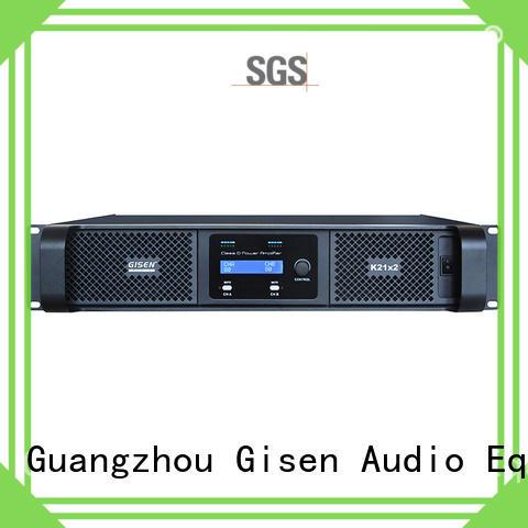 high efficiency best class d stereo amplifier supplier for meeting