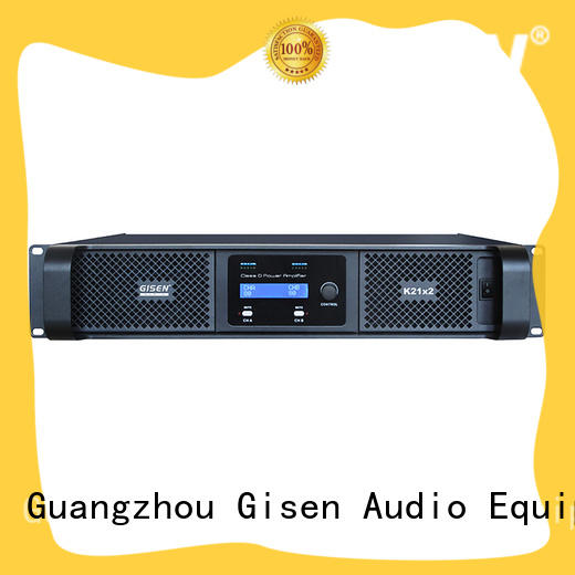 high efficiency class d amplifier high end fast delivery for entertaining club Gisen