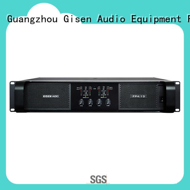 unbeatable price best power amplifier amplifier one-stop service supplier for vocal concert