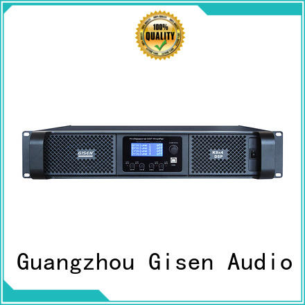 high quality multi channel amplifier factory for venue