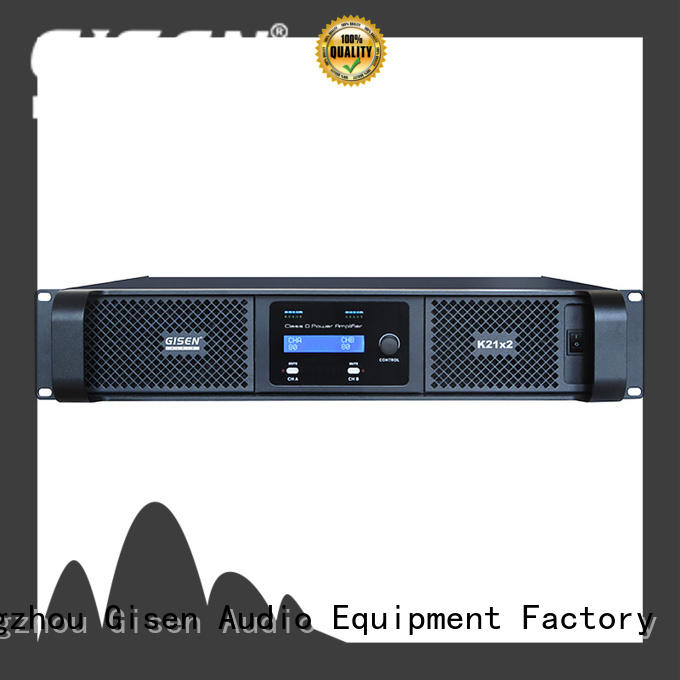 high efficiency class d audio amplifier professional wholesale for ktv