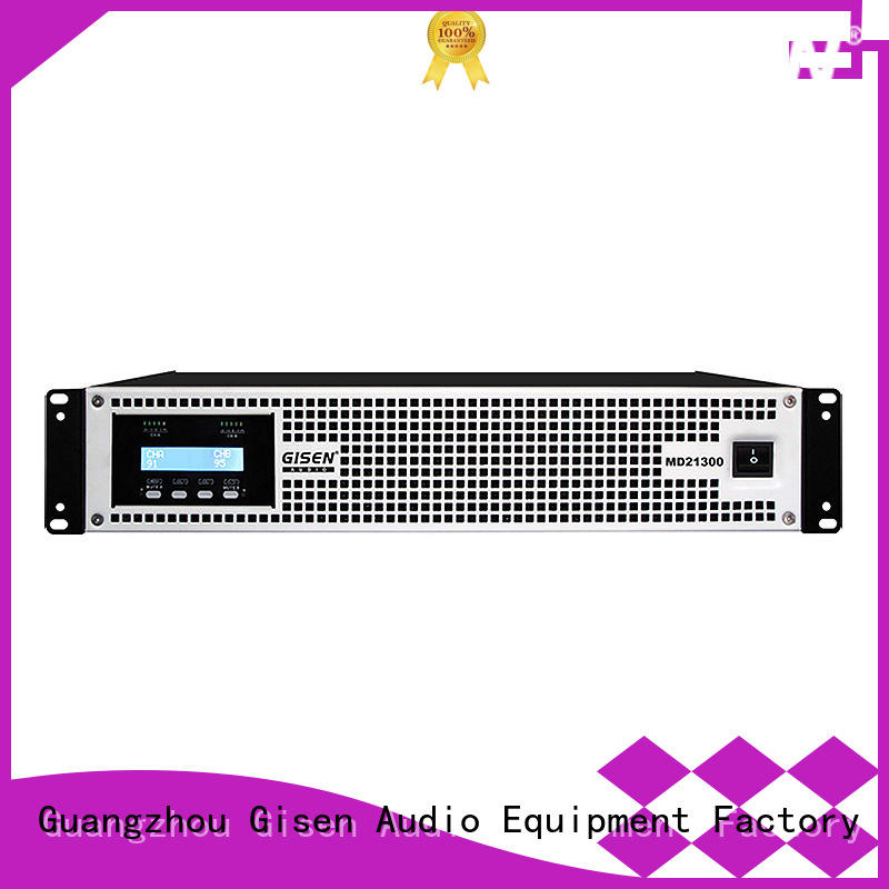 amplifier multi channel stereo amplifier terrific value for vocal concert Gisen
