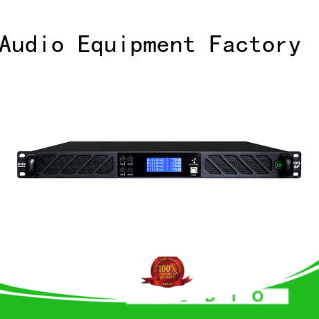 channel car audio dsp amplifier supplier for stage Gisen
