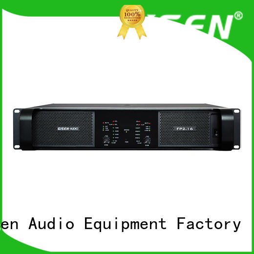 quality assurance professional amplifier amplifier one-stop service supplier for ktv