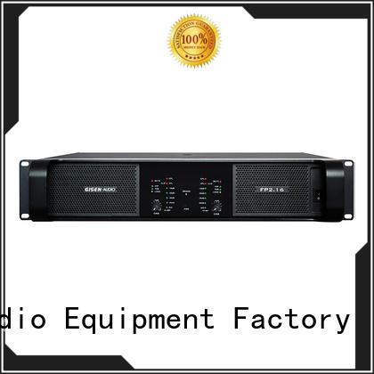 Class TD popular power amplifier 2 channel