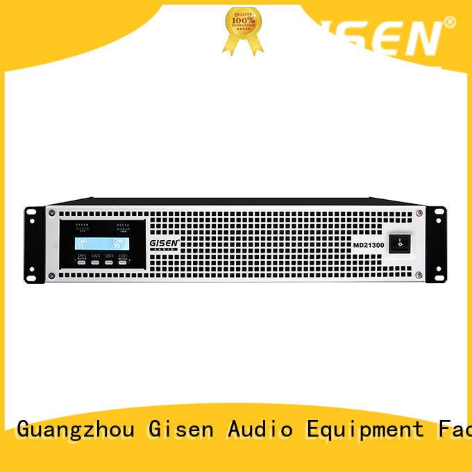 Gisen traditional pa system amplifier terrific value for ktv