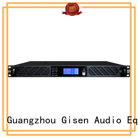 Gisen professional direct digital amplifier supplier
